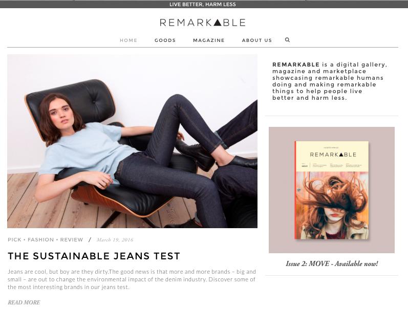 Remarkable Magazine