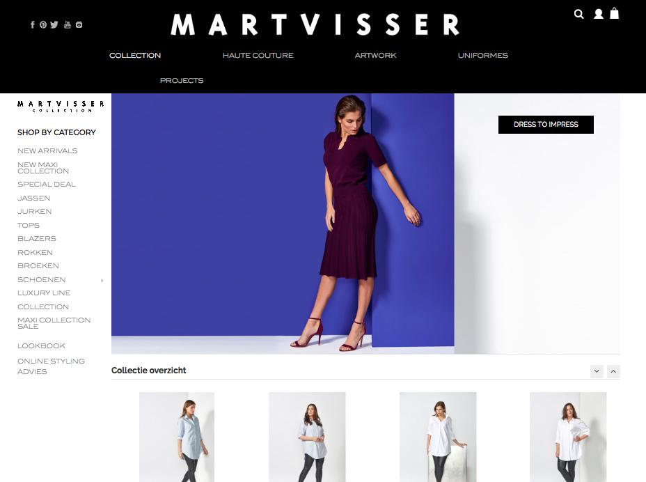 Mart Visser Charlotte jurk